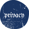 Proclaimer en privacy